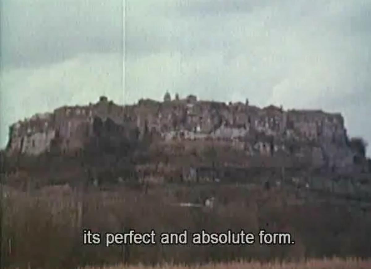 La forma della città